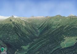 Visualizzazione 3D - Val di Breguzzo
