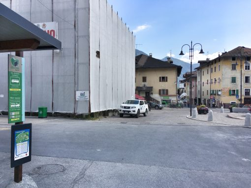 P.zza S. Giacomo | Pinzolo