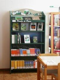 Espositore biblioteca