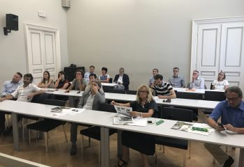 Conferenza stampa Trento