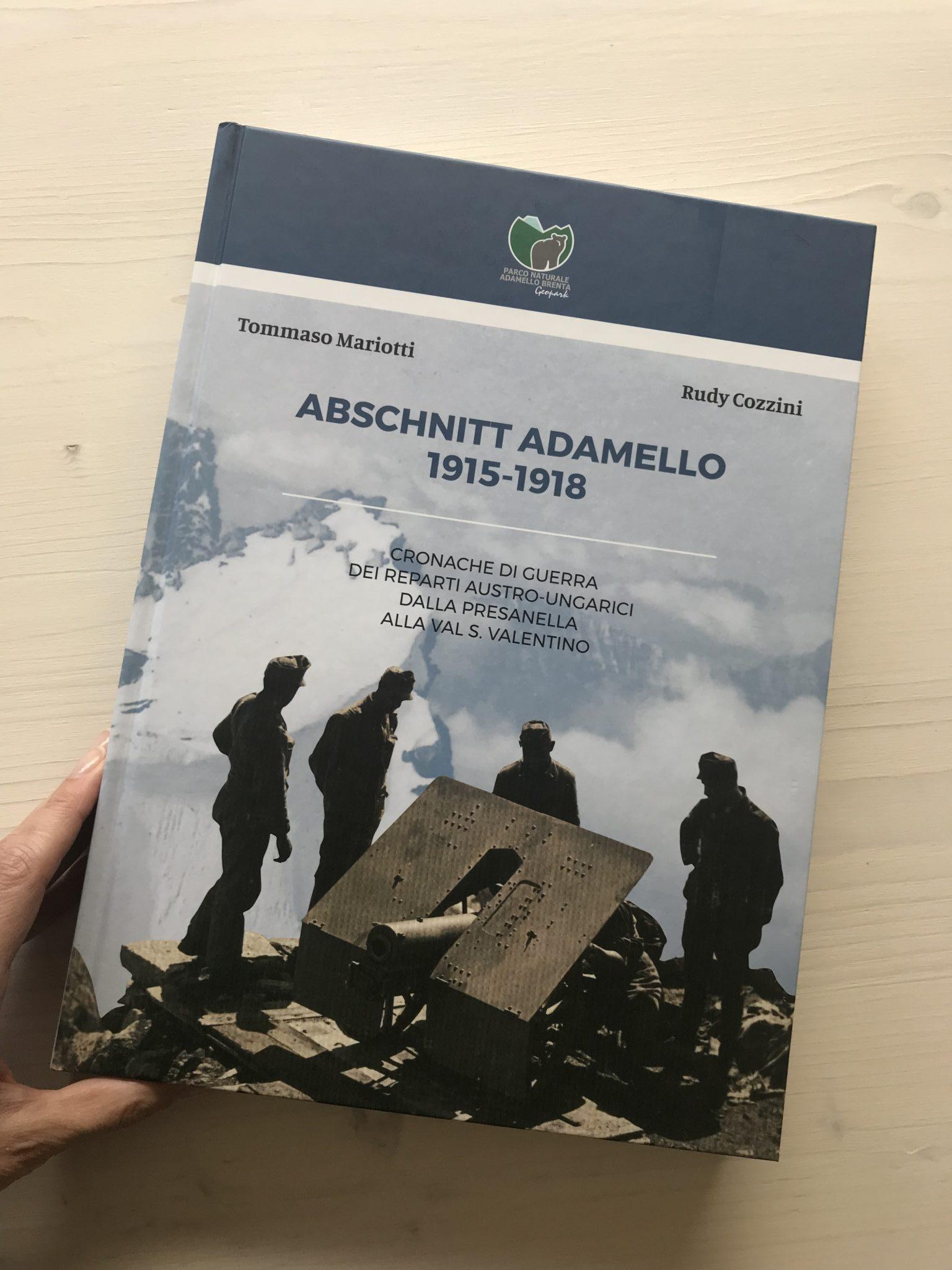 """""""Abschnitt. Adamello 1915-1918"""" tra i finalisti del Premio ITAS"""