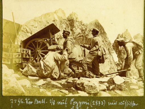 """""""Abschnitt Adamello 1915-1918"""". Presentazione del nuovo libro del Parco Naturale Adamello Brenta, il 26 ottobre a Carisolo"""