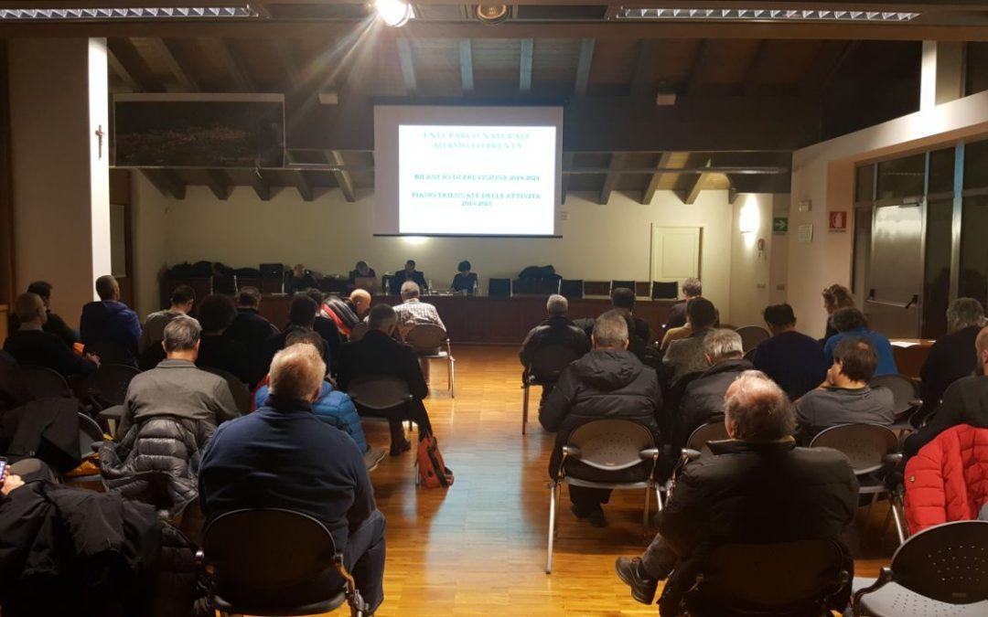 Riunito il Comitato di gestione del Parco Adamello Brenta