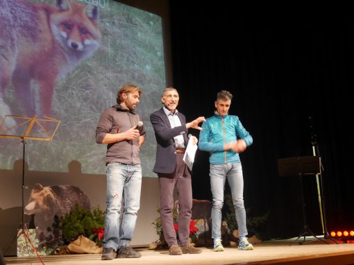 """Trentino Natura"" a Tuenno ha illuminato Tovel, orso bruno e i valori dello sport"
