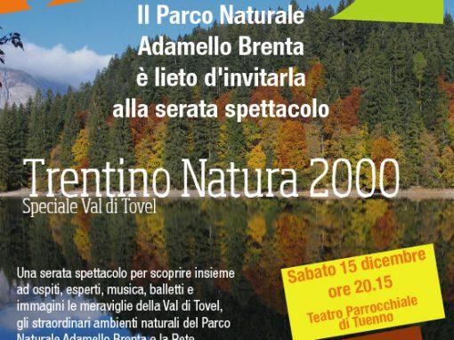 """""""Trentino Natura 2000 – Speciale Val di Tovel"""" sarà a Tuenno sabato 15 dicembre"""