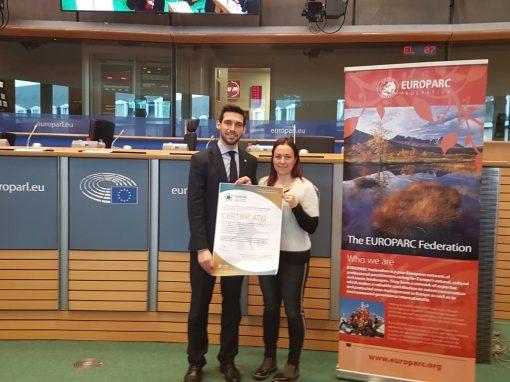 Confermata per la terza volta la Carta Europea del Turismo Sostenibile all'Adamello Brenta