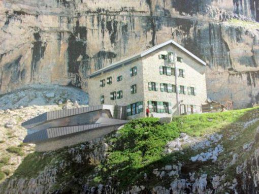 L'ampliamento del Rifugio Brentei è del tutto ammissibile per il Parco