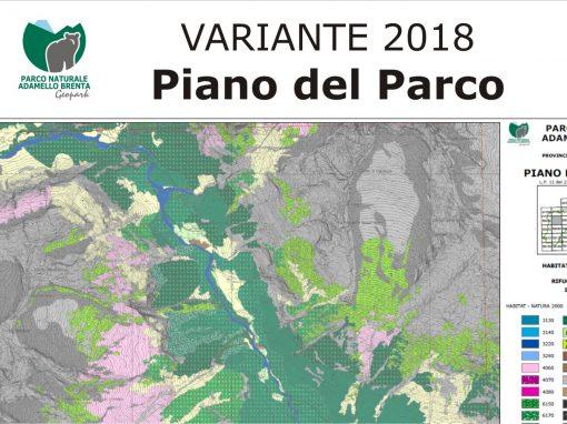 Ancora pochi giorni per le OSSERVAZIONI alla Variante 2018 al Piano del Parco