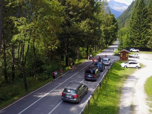 Sabato 15 giugno inizia la gestione della viabilità in Val Genova e Vallesinella