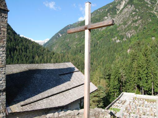 Il cimitero di S. Stefano | Carisolo