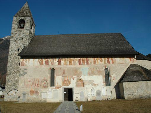 La chiesa di San Vigilio e la Danza Macabra | Pinzolo