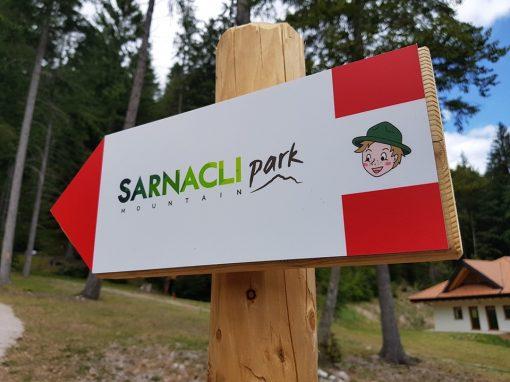 Sabato 20 luglio l'inaugurazione del nuovo Sarnacli Mountain Park