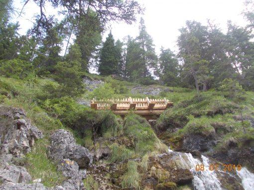Vallesinella: riaprono il Sentiero dell'Orso, il Sentiero Paoli e il Sentiero delle Cascate Alte