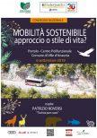 """Convegno """"Mobilità Sostenibile  – approccio o stile di vita?"""" venerdì 6 settembre – Portolo"""