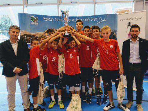 La ASD Volley Castellana vince la seconda edizione della Surgiva Volley Cup.