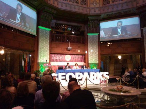 A Siviglia si è chiusa la XV Conferenza dei Geoparchi Europei