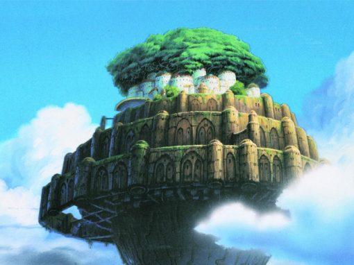 Il castello nel cielo – Lago di Andalo 8 agosto