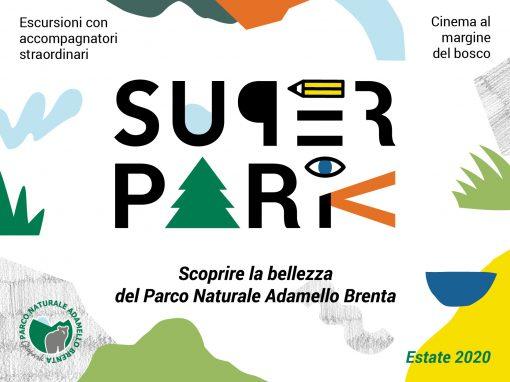 Sabato 4 luglio parte SuperPark da Andalo