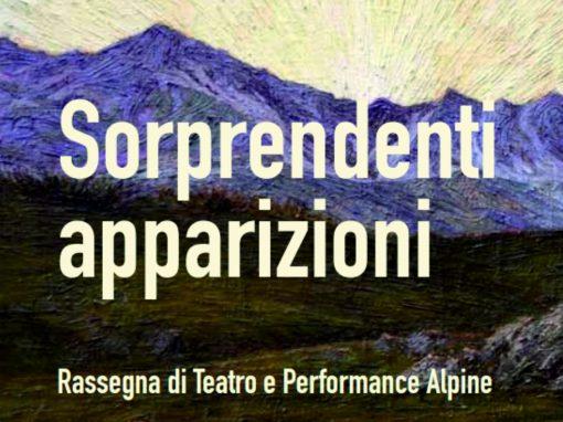 Mercoledì 22 luglio in Vallesinella debuttano le Sorprendenti Apparizioni