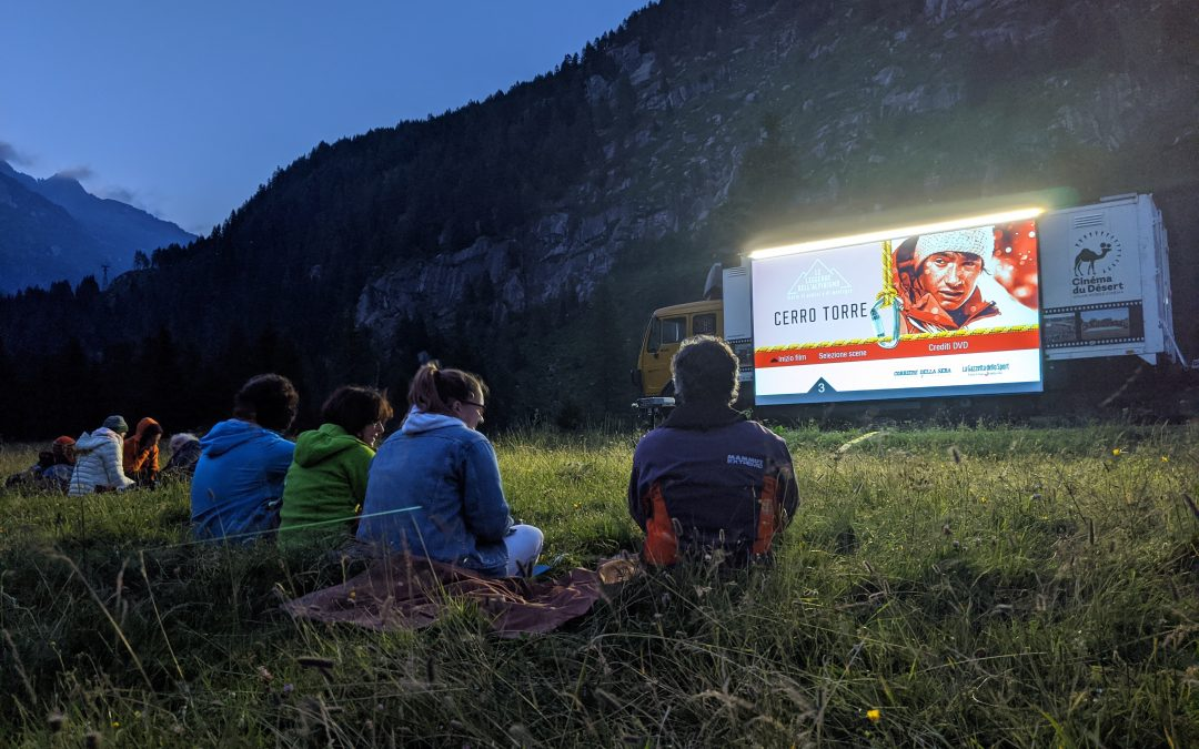 7 cinema solari silenziosi di SuperPark fino all'8 agosto