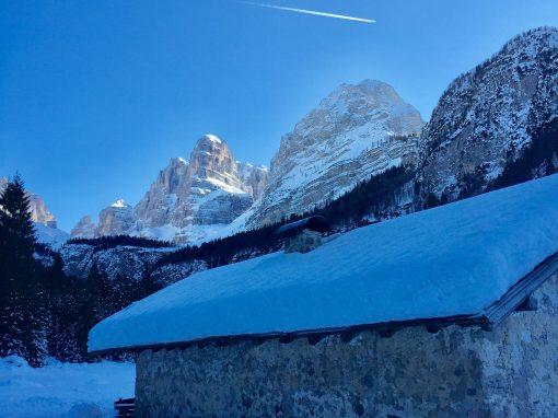 La Val Brenta: porta di accesso alle Dolomiti