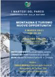 I MARTEDI' DEL PARCO: martedì 2 marzo – Montagne e Turismo nuove opportunità
