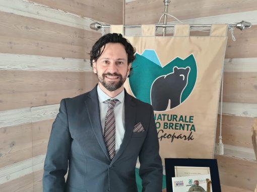 Walter Ferrazza è il neopresidente del Parco Naturale Adamello Brenta