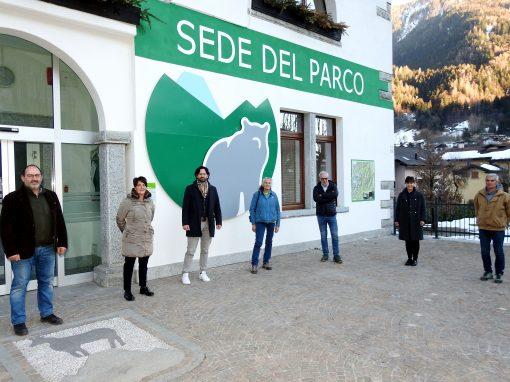 Giunta del Parco: assessori e deleghi