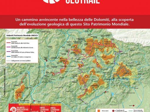Presentato il percorso geologico che attraversa le Dolomiti patrimonio dell'Umanità