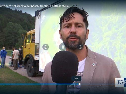 """Anche la RAI dedica un servizio ai nostri cinema a """"impatto 0""""!"""