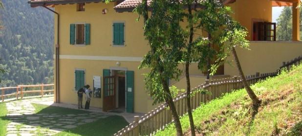 Casa del Parco di Stenico aperta continuativamente fino al 26 settembre