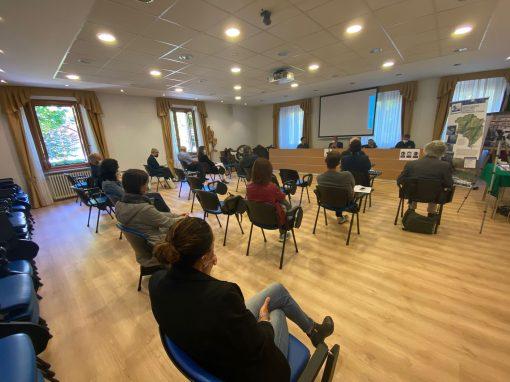 Al via la Convenzione 2021-2022 tra il Parco Fluviale della Sarca e il Parco Naturale Adamello Brenta