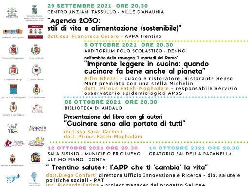"""Distretto Famiglia Paganella, Val di Non e Parco Naturale Adamello Brenta presentano """"Insieme per lo sviluppo sostenibile 2030"""""""